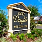 600 Baylor Apartments - Longview, Texas 75601