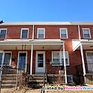 2 Bed/1 Bath Rowhome in Baltimore, Gwynns Falls - Baltimore, MD 21223