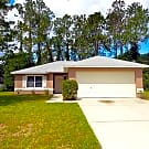 INVITING AND FUNCTIONAL 3/2/2 IN A QUIET NEIGHBORH - Palm Coast, FL 32164