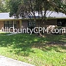Available Now! Well-Maintained, 4 Bedroom Home, Wi - Orange Park, FL 32003