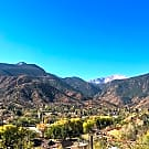 Manitou hillside home - 2BR+study - Amazing views! - Manitou Springs, CO 80829
