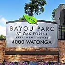 Bayou Parc at Oak Forest - Houston, TX 77092