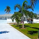 3-2 On Direct Access Canal, Updated Kitchen and Ba - Cape Coral, FL 33904