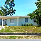 Nice 2/1 with large shed - Spring Hill, FL 34606