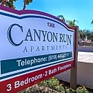 Canyon Run - El Cajon, CA 92021