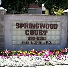 Springwood Court Apartments - Bakersfield, CA 93308