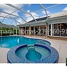 Beautiful Pool Home Situated in Vanderbilt Lakes - Bonita Springs, FL 34134