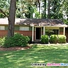 Great Ranch Style with Hardwood Floors! - Decatur, GA 30032