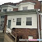 Wonderful Brooklyn Row home 3 Bedroom! - Baltimore, MD 21225