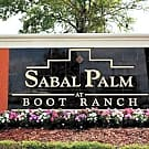 Sabal Palm at Boot Ranch - Palm Harbor, Florida 34685