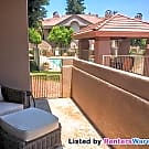 Poolside Ground Floor 2Bed/2Bath Fully Furnished - Scottsdale, AZ 85250