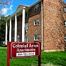 Colonial Arms Apartments - Wethersfield, CT 06109