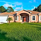 LIKE NEW 4/2/2, FENCE IN DESIRABLE BELLE TERRA - Palm Coast, FL 32164