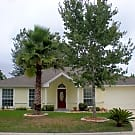 Fenced 3 Bedroom, 2 Bath Home on the Water in Eagl - Jacksonville, FL 32225