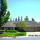 Spacious One-story Single Family Home - Gold River, CA 95670