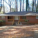 Decatur: 2BR/1B Ranch Duplex. Water Included. - Decatur, GA 30032