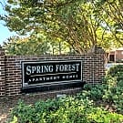Spring Forest Apartments - Raleigh, NC 27616