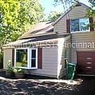 Charming private 3 bedroom home available in the h - Cincinnati, OH 45208