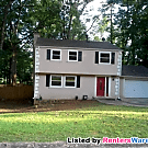 New Listing for the New Year!  Pet friendly!! - Peachtree City, GA 30269