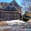 Large Town Home with Screen Porch and beautiful... - Woodstock, GA 30188