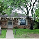 Affordadable 2/2 Duplex in Weatherford For Rent! - Weatherford, TX 76086