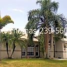 Spacious and Lovely 3 bedroom 2 bath Single Family - Cape Coral, FL 33914