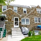 3-Bedroom Well Maintained Row Home For Rent July 1 - Philadelphia, PA 19151