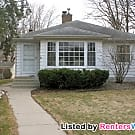 4 BR 2 BA in Exclusive South Minneapolis - Minneapolis, MN 55410