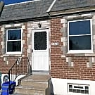 2 Bedroom single story Row Home in Torresdale - Philadelphia, PA 19124
