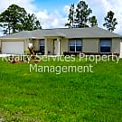 3 bed / 2 bath Single family rental - Lehigh Acres, FL 33972