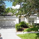 GATED CONSERVATION 3 BR HOME on cul-de-sac - Tampa, FL 33647