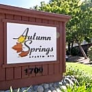 Autumn Springs - Livermore, California 94551