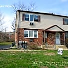 2 Bedroom Duplex For Rent - 44 Thomas Road - Recen - Aston, PA 19014