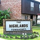 The Highland Townhomes - Huntsville, Texas 77340
