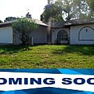 Spacious 3/2 in Spring Hill!! - Spring Hill, FL 34609