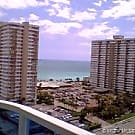 STUNNING OCEANVIEWS FROM THIS GORGEOUS UNIT - Hallandale, FL 33009