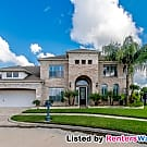 5 Bedroom Waterview Stunner in Gated Community - Seabrook, TX 77586