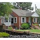 3BD/1BA cottage in Haymount Avail. 3/26 $655 - Fayetteville, NC 28303