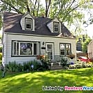 West Allis 3 Bdrm Garden Cape Cod - West Allis, WI 53214