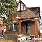Beautiful, spacious house waiting for you! - Detroit, MI 48227