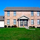 Two Bedroom Townhouse - Lots of Space! - Greenville, IN 47124