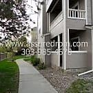 2 bedroom condo with 1 car detached garage and 1 r - Lakewood, CO 80227