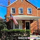 Beautiful 3/1.5 End-of-Group Townhouse in Towson! - Towson, MD 21286