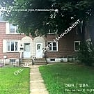 3 Bedroom Row Home In Glenolden - Glenolden, PA 19035