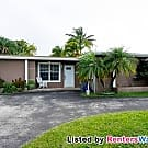 ADORABLE 2/2 +POOL SINGLE FAMILY RENTAL IN SUNRISE - Sunrise, FL 33322