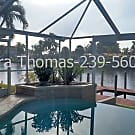 Waterfront 2 bedroom/2 bath with Pool and  Dock - Cape Coral, FL 33904