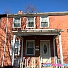 Charming 3bed/1.5 bath townhome available now - Baltimore, MD 21239