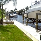 Single Family Home on Canal  with Pool - Cape Coral, FL 33914