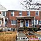 3 Bed / 1.5 Bathroom TH in Halethorpe -... - Halethorpe, MD 21227