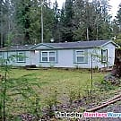 5+ acres of fun with 3 bedroom home - Arlington, WA 98223